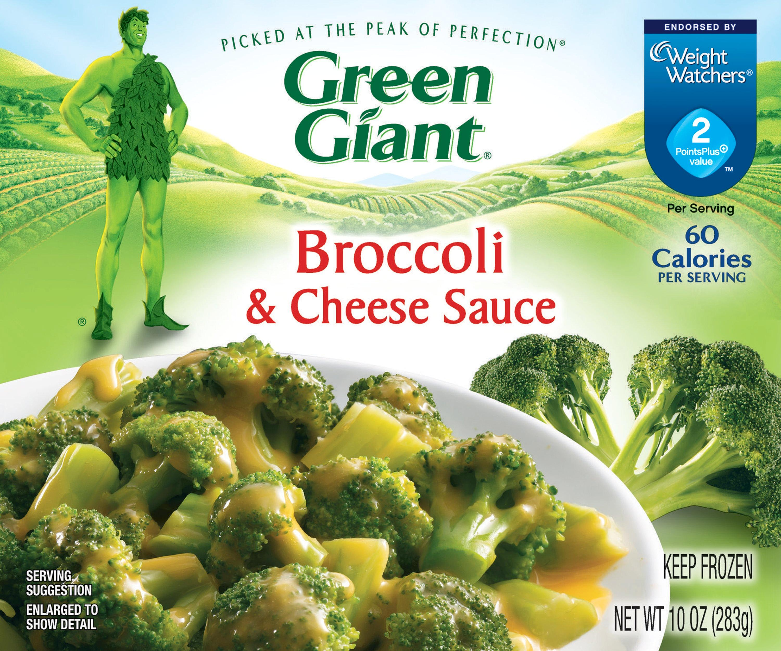 Green Giant Frozen Vegetables Product Review Nola Mommy