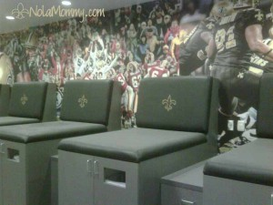 New Orleans Saints Training Room