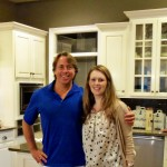 Chef John Besh and Tricia