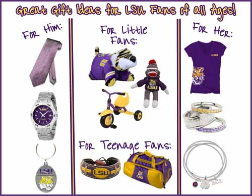 Gift Ideas For Lsu Fans Nola Mommy