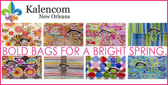 Kalencom | New Orleans: Stylish Diaper Bags