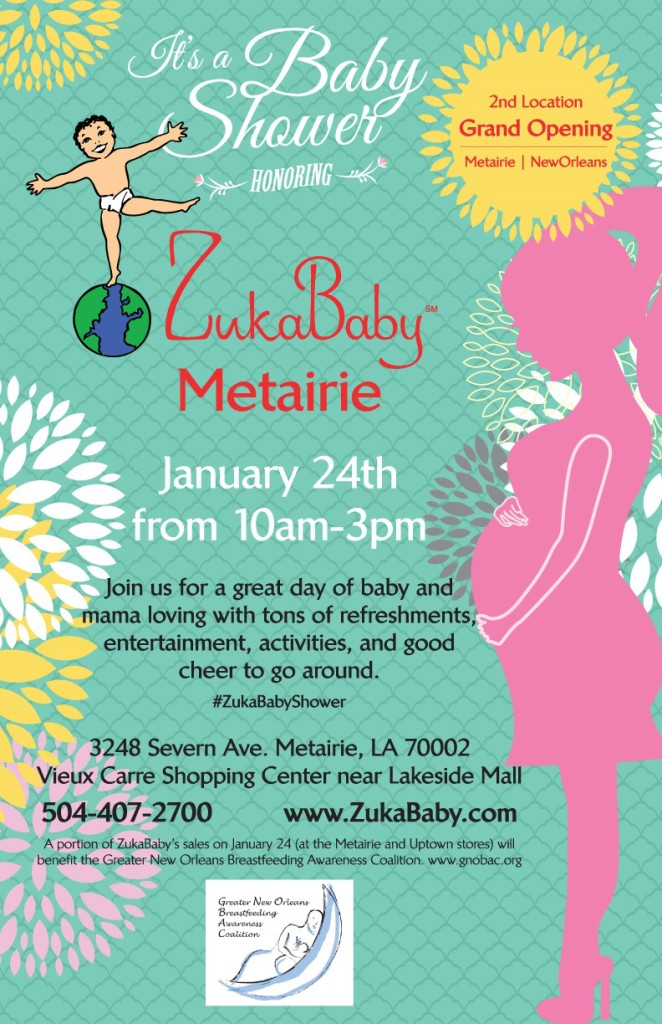 ZukaBaby Boutique Opening in Metairie 1/24 {Giveaway ...